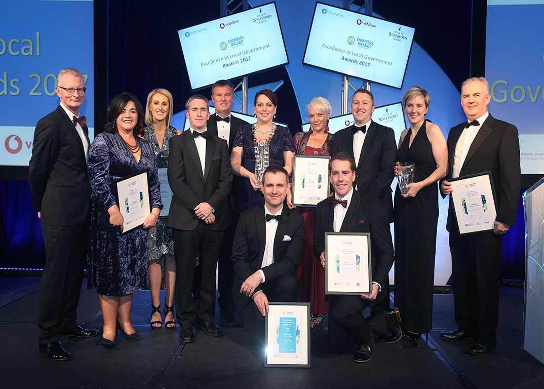 Excellence in Local Government Award Winners