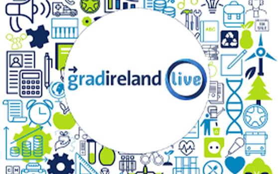gradIreland Live Logo