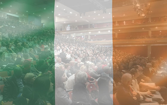 Ireland's new citizens