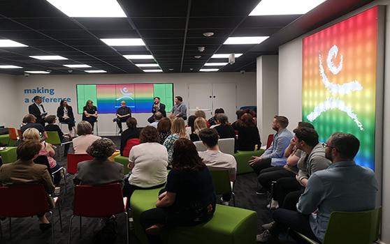 Pride Panel Discussion