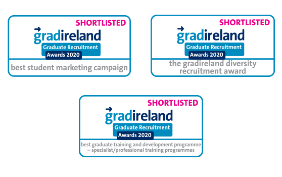 gradIreland nomination badge icon